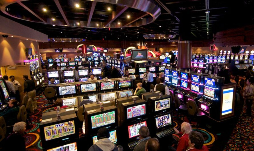 Seven Essential Strategies To Online Casino