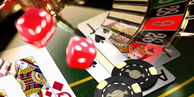 Ideas That May Make You Guru In Gambling Online