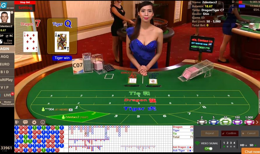 Casino Services – How one can Do It Right