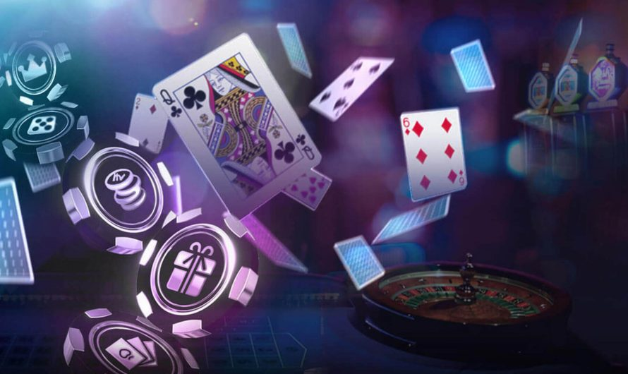 By no means Lose Your Online Casino Once more