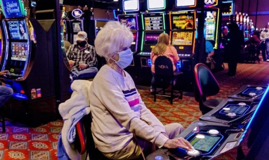 The New Angle On Online Casino Simply Released