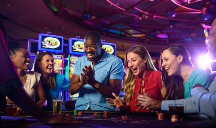 Remember Your First Casino Lesson
