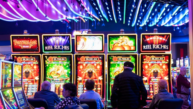 How To Make Your Online Casino Look Remarkable In 8 Days