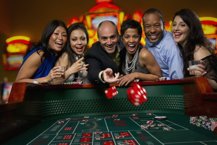 Seven Unheard Methods To Achieve Greater Online Gambling