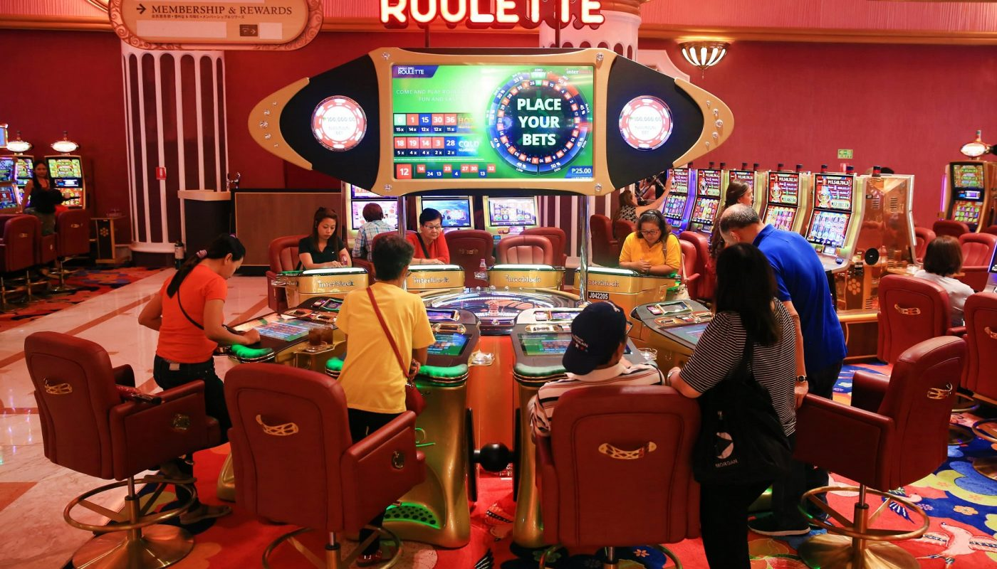 Nine Ways You possibly can Reinvent Gambling