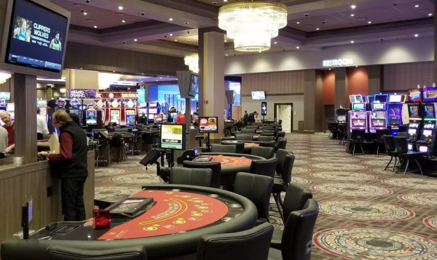 The Enchantment Of Casino